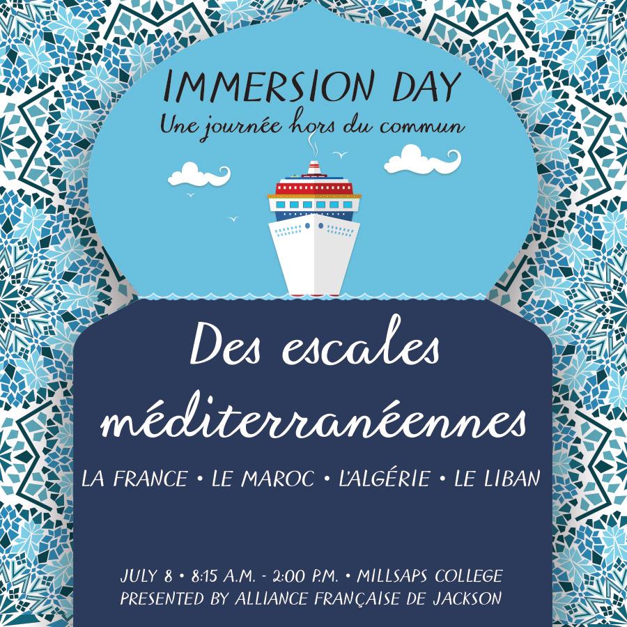 AFJ Immersion Day 2017