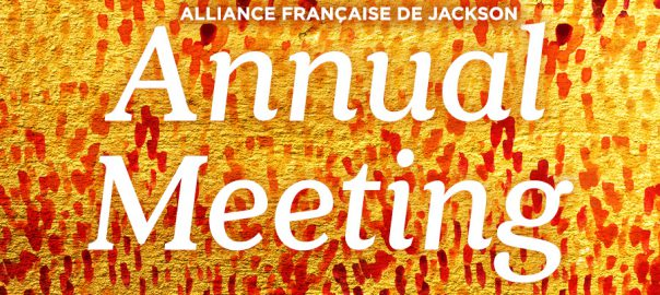 Annual Meeting 2017 | Alliance Française de Jackson